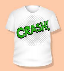 white t shirt design vector illustration template royalty free