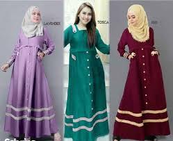 model baju 45 trend model baju muslim desain terbaik 2018