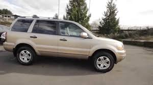 2005 honda pilot colors 2005 honda pilot ex l desert rock metallic 5h567863 seattle