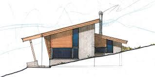 Modern Cabin by Modern Cabin Barrett Studio Architects