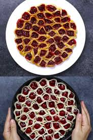 simple cherry pie pull apart 2 ingredient recipe with video