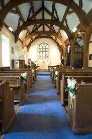 small church wedding free image of church aisle