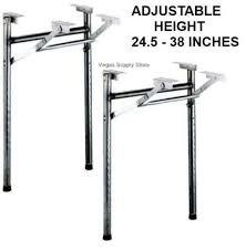 Adjustable Folding Table Leg Adjustable Table Legs Ebay