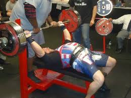 Heaviest Ever Bench Press Gainesville U0027s Moon Continues To Rewrite All Time B Accesswdun Com