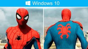 spider man civil war suit mod the amazing spider man 2 pc