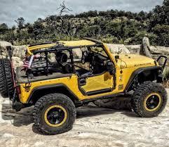 rattletrap jeep rollin coal jeep wrangler yellow jacket by starwood motors 4 cars u0026 trucks