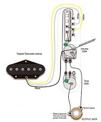 tapped esquire wiring