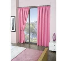 Fuchsia Pink Curtains 66 X 90 Curtains Yorkshire Linen
