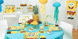 Pineapple Decoration Ideas Spongebob Squarepants Birthday Party Children U0027s Parties