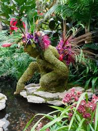 Topiary Dog 20 Topiary Garden Ideas To Decorate In Style