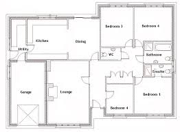 split bedroom house plans breathtaking 4 bedroom bungalow design 2 split bedroom house plans