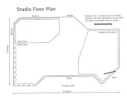 Studio Plan by Home Recording Studio Floor Plans Floor Decoration