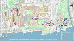 Forum Map Barcelona Districts Neighbourhoods Barri Gotic Born Raval