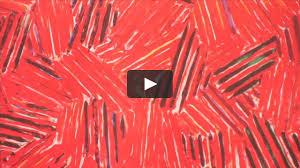 Jasper Johns Map Jasper Johns On Vimeo