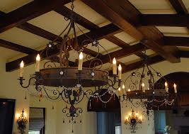 Rustic Chandeliers With Crystals Chandelier Inspiring Rustic Chandeliers With Crystals Ideas