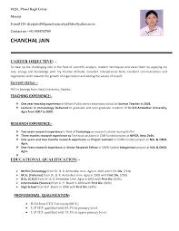 model of resume for teachers sidemcicek com