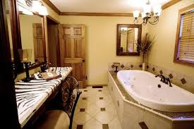 modern home decors furniture eclectic african bathroom with oval white bathtub