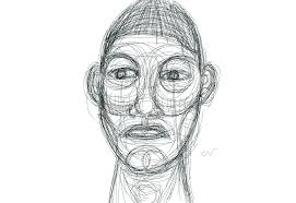 giacometti inspired sketch drawings sketchport