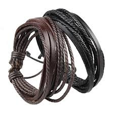 bracelet handmade leather images 2017 trending products fashionable jewelry luxury mens leather jpg
