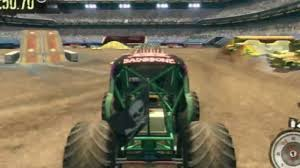 monster truck video games xbox 360 cgrundertow monster jam path of destruction for playstation 3