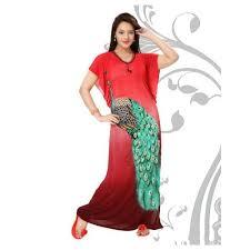 ladies designer night dress at rs 1200 piece s ladies night