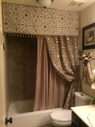 guest bathroom shower curtain the valance