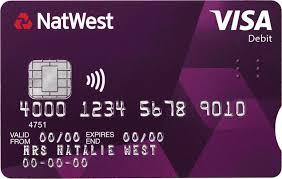 debit card for accessible debit card natwest
