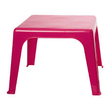 childrens plastic table and chairs childrens plastic table assorted the warehouse
