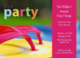 pool party invitations pool party invitations from purpletrail