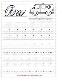 free cursive handwriting worksheets for third grade best 25 cursive handwriting practice ideas on free