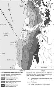 Oregon Tsunami Map by Great Cascadia Earthquakes And Tsunamis Of The Past 6700 Years