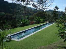 Best Exercise Pools Images On Pinterest Lap Pools Small - Backyard lap pool designs