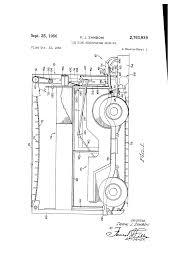 patent us2763939 ice rink resurfacing machine google patents