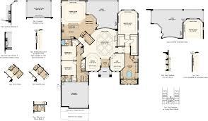 vinci viii floor plan at esplanade golf country club of naples vinci vii floor plan 7 7 15