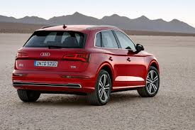 Audi Q5 New Design - 2017 audi q5 revealed in paris by car magazine