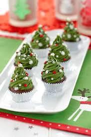 cupcakes sapin de noël http www 750g com