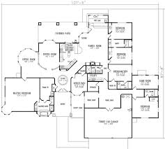 five bedroom floor plans beautiful five bedroom floor plans for kitchen bedroom