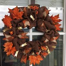 fall wreath making craft class with crafts u0026 drafts austin