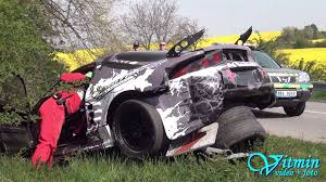 car mitsubishi eclipse crash mitsubishi eclipse násedlovice 2014 mrec youtube