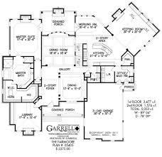 floor plans for large families home design efficient house plans for large families