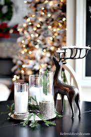 Kitchen Christmas Tree Ideas Budget Friendly Christmas Decor Ideas Refresh Restyle