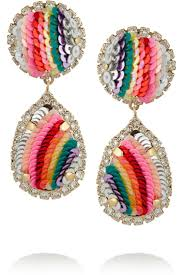 clip on earrings dublin 164 best shourouk images on fashion jewelry jewelry
