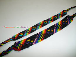 bracelet sets images Colorful hearts friendship bracelets the candy striped lizard JPG