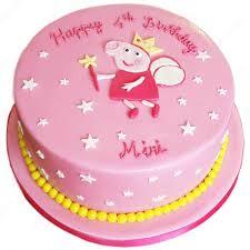 peppa pig cake peppa pig cake 1 cakesburg online local cake store in berkshire