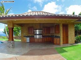 Pool House With Bathroom Ocean View Maui Home With Infinity Pool In The Gated Community Of