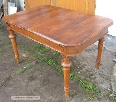 Esszimmertisch Rund Antik Tisch Rund Ausziehbar Nussbaum 08 18 01 Egenis Com