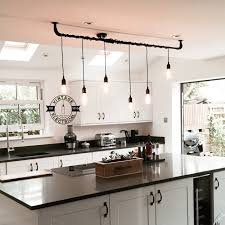 Antique Brass Kitchen Island Lighting Kitchen Inspiring Retro Kitchen Lighting Simple Pendant Light