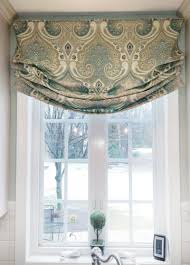 diy valances small window treatments