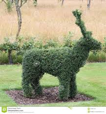 Horse Topiary 100 Dog Topiary Topiary Meadow At Malverleys Hampshire United