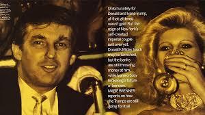 donald and ivana trump u0027s divorce the full story vanity fair